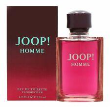 JOOP! HOMME EAU DE TOILETTE EDT 125ML SPRAY - MEN'S FOR HIM. NEW. FREE SHIPPING