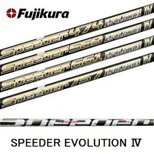 Fujikura Speeder Evolution IV 474 (R) Driver Shaft New! Uncut @0S7