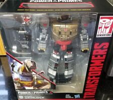 Transformers Power of the Primes Voyager GRIMLOCK G1 COMBINER WAVE 1 IN STOCK