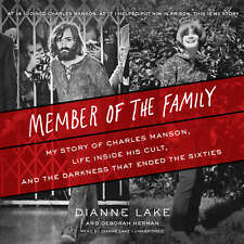 Member of the Family by Dianne Lake; Deborah Herman 2017 Unabridged CD 978153845