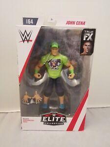 Mattel WWE Elite 64 John Cena True FX BNIB