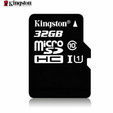 High Speed K 32GB 80MB/S TF Flash MicroSD Memory Card Class10 UHS-I With Adapter