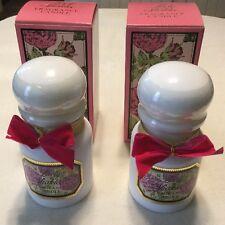 Lady Shaklee Vintage Fragrance Candles New In Box Sealed Jar Lot Of 2