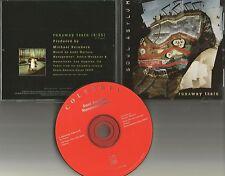 Dave Pirner SOUL ASYLUM Runaway Train PROMO DJ CD single w/PRINTED LYRICS 1993