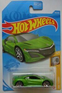 2021 Hot Wheels HW TURBO 5/5 '17 Acura NSX 148/250 (Green)