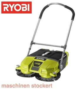 Ryobi Kehrmaschine R18 SW3-0 ohne Akku 18 V, Kehrbreite 53 cm, Behälter 17 Liter