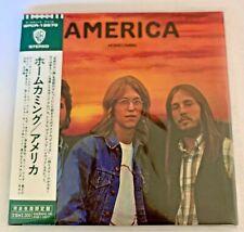 America Homecoming 2007 Japan Mini LP CD L/E With Obi