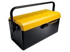 Stanley STST1-75508 Werkzeugkasten Metall 19 Zoll tiefe Ausführung Werkzeugbox