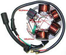 Supporto Bobine Statore Vespa 3+3 FILI 5 bobine Vespa 50 PK APE 50 cod.199495
