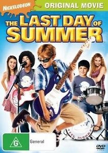 The Last Day Of Summer (DVD, 2008) Nickelodeon R4