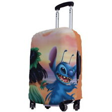 "Lilo Stitch Luggage Protector Elastic Suitcase Cover 18''- 20"" y64 w1031"
