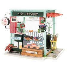 DIY Mini House Ice Cream Station Craft Kits Educational Rob164046