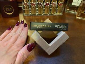 Anastasia Crush Liquid Lipstick Mini Sample Size NIB