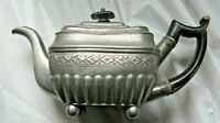 VINTAGE BROWN & CO. PEWTER TEA/COFFEE POT ~MAKE AN OFFER