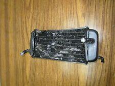 YZ 250 YAMAHA 1984 YZ 250 1984 LEFT RADIATOR