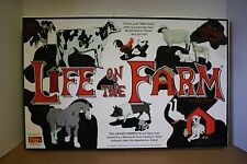 Life On The Farm Family Board Game 3 Star Award Winning Education Game