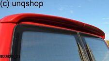 VW T4 Barn Doors roof spoiler