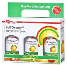 Dr.Wolz Zell Oxygen Immunkomplex 3 x 250ml
