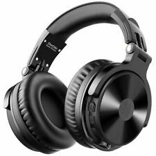 OneOdio Bluetooth Over Ear Headphones - Wireless & Wired Bass Stereo Hi-Fi Sound