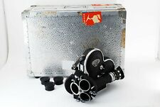 Near Mint ARRIFLEX 16ST 16mm movie camera body w case from JAPAN