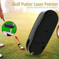 Black Plastic Golf Putter Laser Pointer Outdoor Golf practice training aid tool