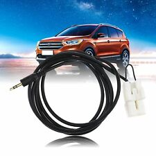 3.5mm Stereo Radio Aux Adaptor Bluetooth Cable Harness For Ford Falcon Territory