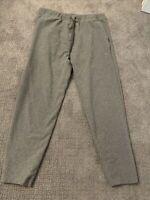Mack Weldon Men's Ace Sweatpant Pants Gray Size Large Jogger