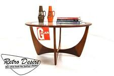 Teak Round Coffee Tables without Assembly Required
