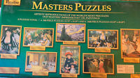 Masters Puzzles- Paradise Creations (8 Puzzles Total 500 & 1000 Pieces)