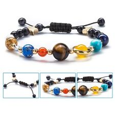 Solar System Bracelet Universe Galaxy The Eight Planets Guardian Star Bracelets