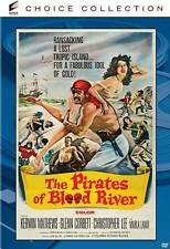Pirates of Blood River DVD (1962) Kerwin Mathews, Glenn Corbett, Christopher Lee