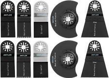 10 Antler Blade Combo A For Fein Multimaster Bosch Makita Oscillating Multitool