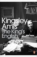 The King's Inglés (Penguin Modern Classics) por Amis ,Kingsley Libro de Bolsillo