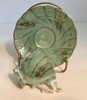 Vintage Shafford Demitasse Tea Cup and Saucer Made in Japan Luster