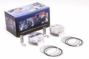 JE Pistons B16A Civic Si B18C Integra 82.5mm Bore 11.5 Compression FSR