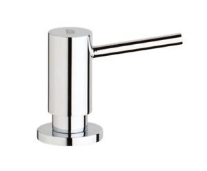 Grohe Cosmopolitan Soap Dispenser 16-7/8 oz Capacity Starlight Chrome 40535000