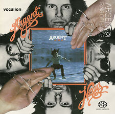 Argent • IN DEEP [SACD Multi-channel] & NEXUS & RING OF HANDS [SACD stereo only]