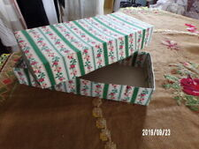 Box Upholstered of Fabric
