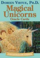 Magical Unicorn Oracle Cards - Cards By Virtue, Doreen - GOOD