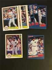 2002 Donruss Originals New York Yankees Team Set 29 Cards