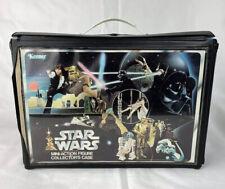 Vintage Star Wars Action Figure Case Kenner 1978