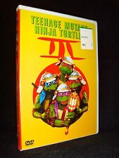 The Teenage Mutant Ninja Turtles III (DVD, 2002) Brand New Factory Sealed•USA