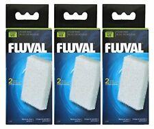 Fluval U2 Filter Foam pads, 3 x 2 pack