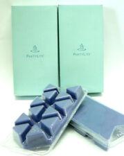 (2) PartyLite Blueberry Wisteria Scent Plus Wax Melts - Large 4.8 oz 12/box