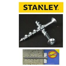 Stanley Concrete Framing Screws Bolts NO PLUGS REQUIRED