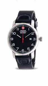 Brand New Wenger Swiss Military Men's Avenue Field Watch