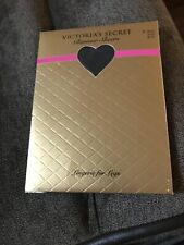 Victorias Secret Glamour Silky Sheers Stockings In Jet Black Size Small