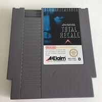 Total Recall | Nintendo NES Spiel-Modul | Arnold Schwarzenegger | Action Shooter