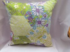Handmade Floral 100% Cotton Decorative Cushions