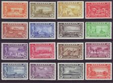 Bahamas 1948 SC 132-147 MH Set Tercentenary